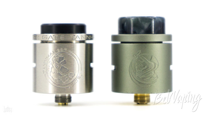 Tannhauser Gate RDA (слева) и CSMNT RDA