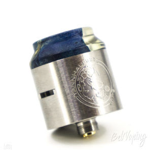 Tannhauser Gate RDA с Low Hybrid Summit от OhmyVape Customs