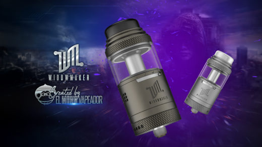 Vandy Vape Widowmaker RTA. Первый взгляд