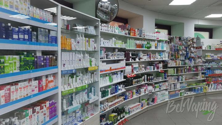 Вейп-продукты в аптеках Новой Зеландии