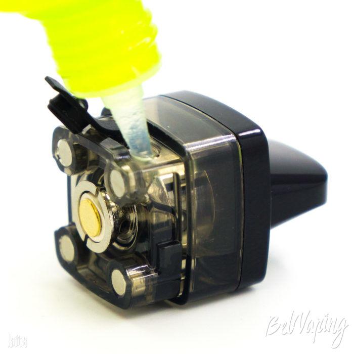 Заправка Voopoo Vinci Mod Pod