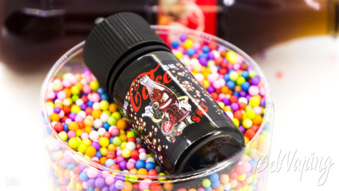 Жидкость Coke на солевом никотине от Panda's Juice