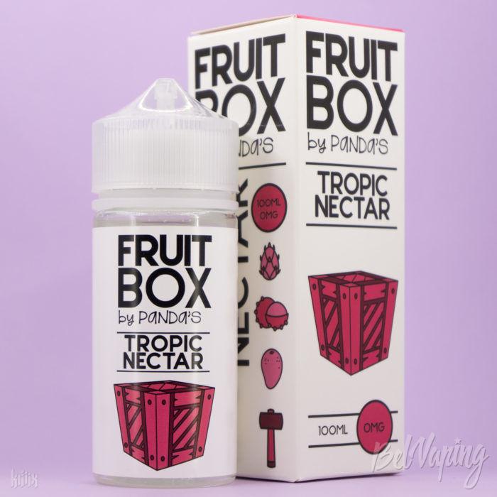 Жидкость Fruit Box - Tropic Nectar от Panda's Juice
