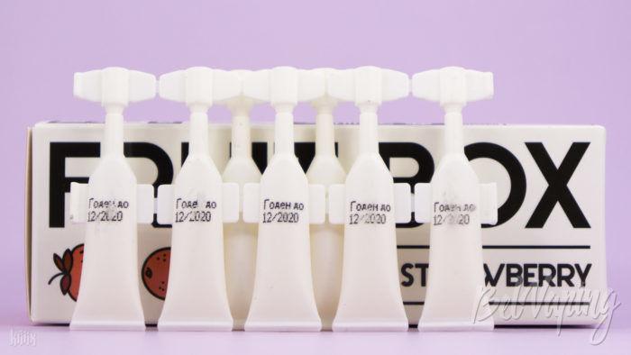 Комплектные никобустеры для жидкости Fruit Box от Panda's Juice