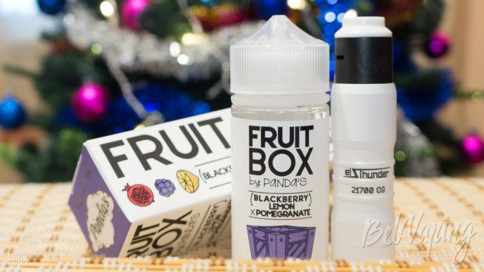 Жидкость Fruit Box от Panda's Juice