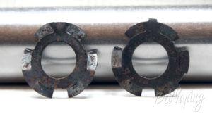 Клон механического мода RAVEN - пружины