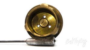 Клон механического мода RAVEN -конструкция кнопки