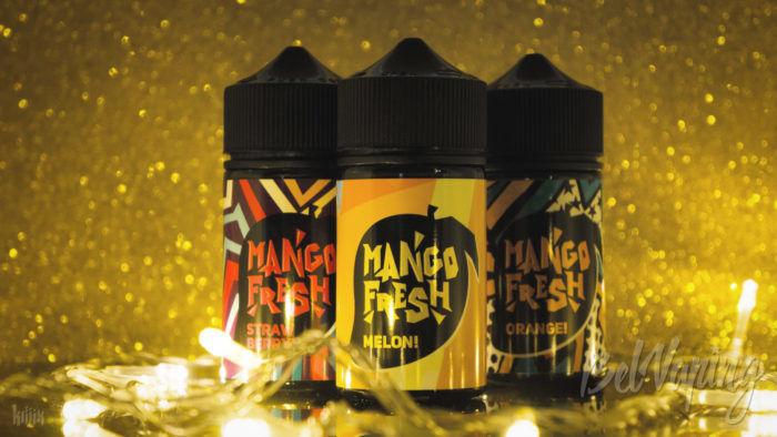 Жидкости Mango Fresh