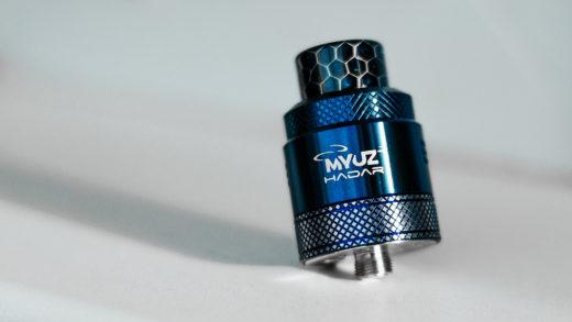 Обзор Myvapors Myuz Hadar RDA