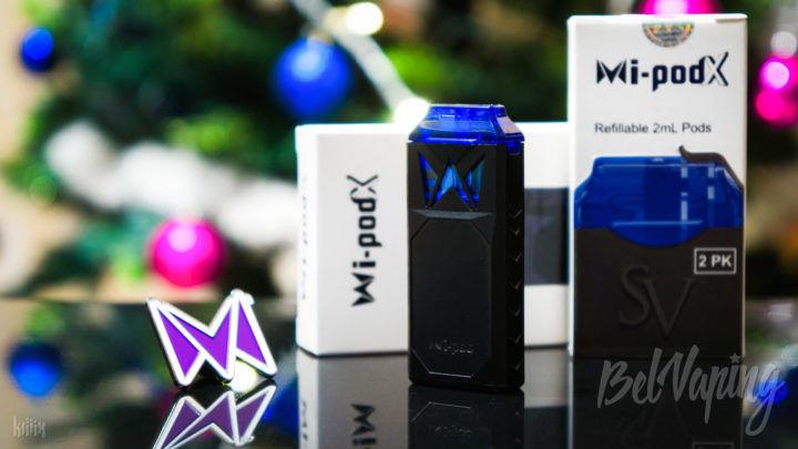 Обзор набора Wi-Pod X Kit от Smoking Vapor