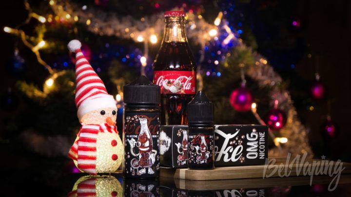 Обзор жидкости Coke от Panda's Juice