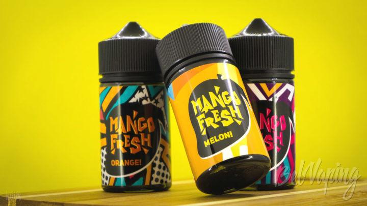 Обзор жидкости Mango Fresh от Дядя Вова Presents