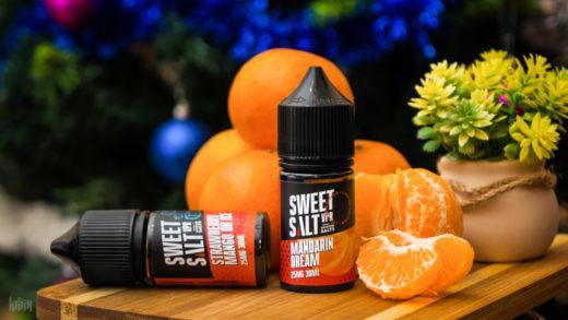 Обзор жидкости Sweet Salt VPR