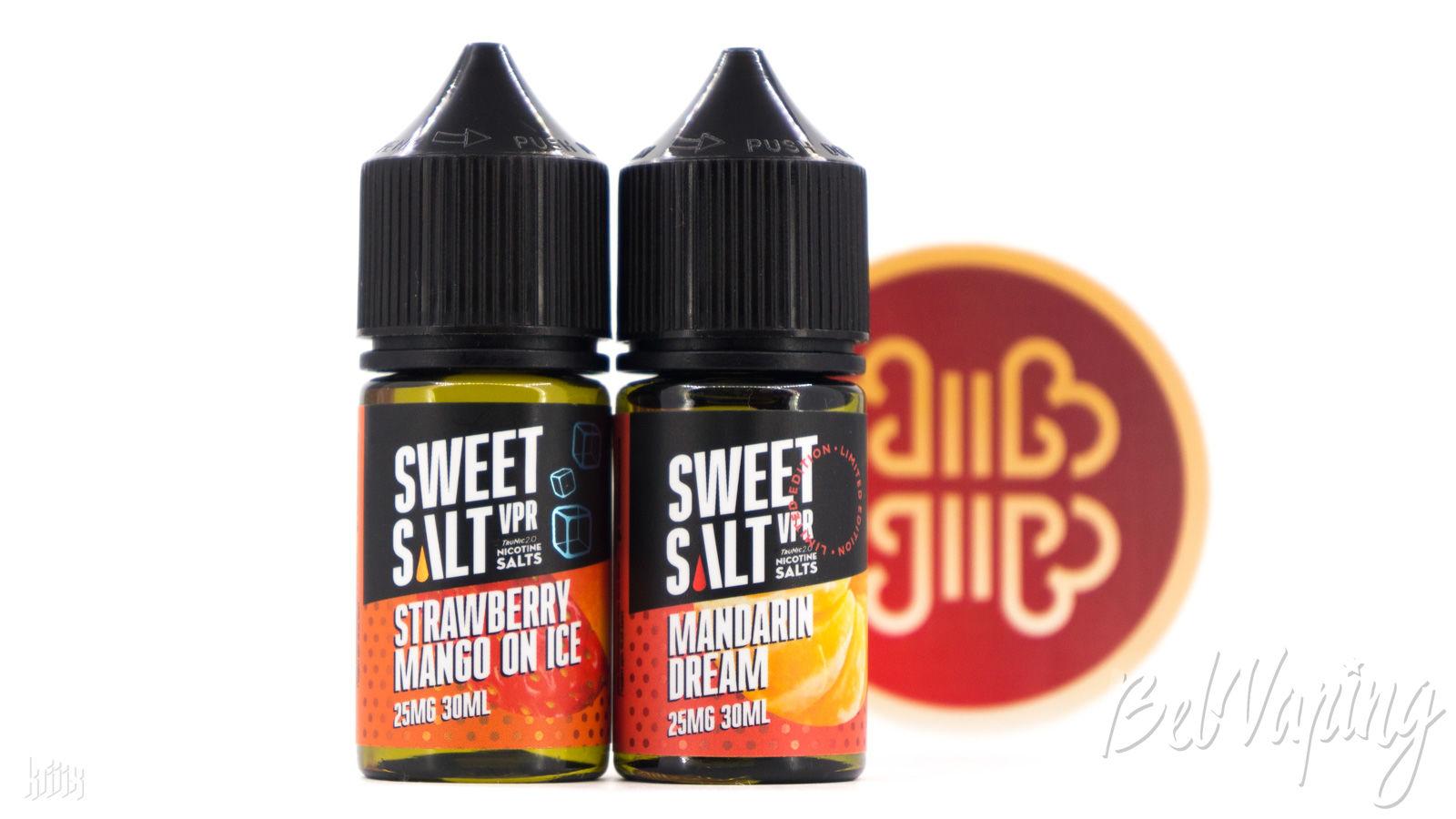 Жидкости Sweet Salt VPR