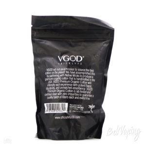 Упаковка VGOD Premium Organic Vape Cotton