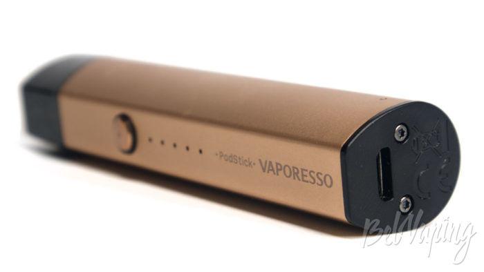 Vaporesso PODSTICK - гнездо зарядки