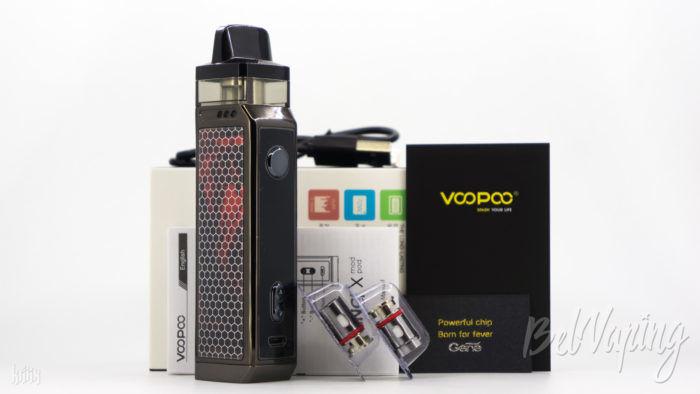 Комплект Voopoo VINCI X Mod Pod