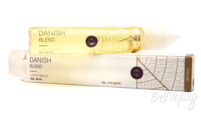 Жидкости FOGLAND - вкус DANISH BLEND