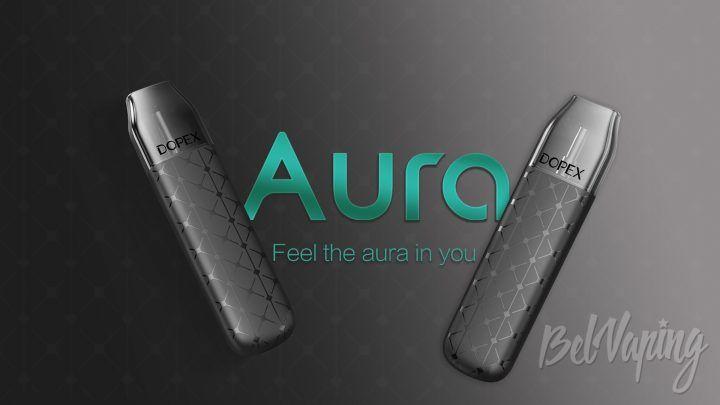DOPEX Aura Disposable Kit. Первый взгляд