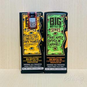 Упаковка жидкости Doctor Big Vapes от Big Bottle Co.