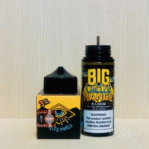 Тара и этикетка жидкости Doctor Big Vapes от Big Bottle Co.