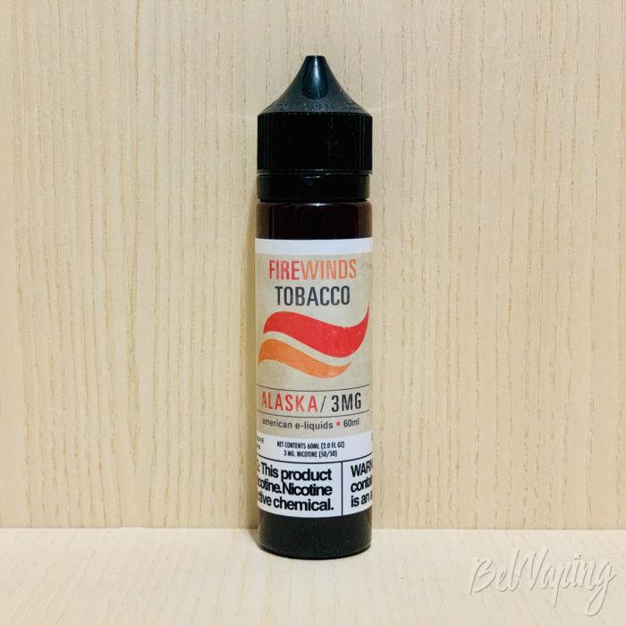Жидкость Firewinds Tobacco — Alaska