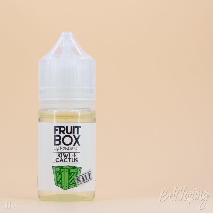 Жидкость Fruit Box Salt - Kiwi + Cactus от Panda's Juice