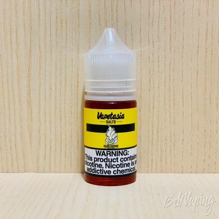 Жидкость Killer Kustard от Vapetasia Salts - Honeydew