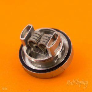 Установка спиралей в Augvape Intake Dual RTA