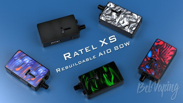 Mechlyfe Ratel XS. Первый взгляд