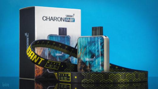 Обзор набора Smoant Charon Baby Pod Kit 750mAh