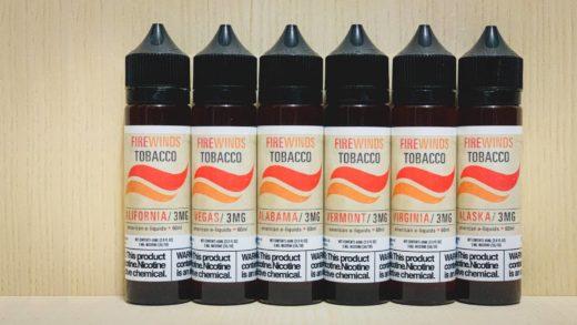 Обзор жидкости Firewinds Tobacco от Nicvape