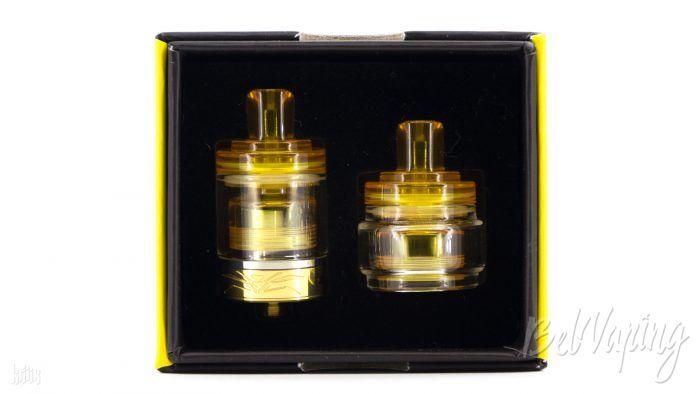 Упаковка Oumier Wasp Nano MTL RTA