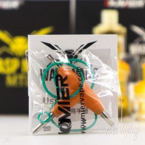 Инструмент и допы к Oumier Wasp Nano MTL RTA