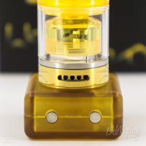 Регулировка затяжки Oumier Wasp Nano MTL RTA