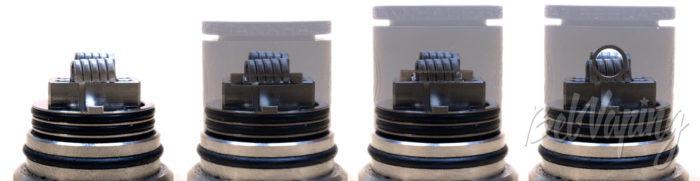 PSDBD TANNHAUSER GATE v1.4- установка койлов