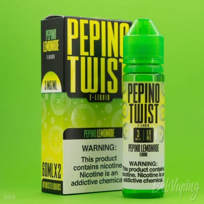 Жидкость Pepino Twist - Pepino Lemonade жидкости-2718
