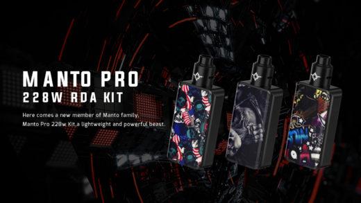 Rincoe Manto Pro Kit. Первый взгляд