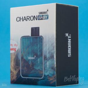 Упаковка Smoant Charon Baby Pod Kit