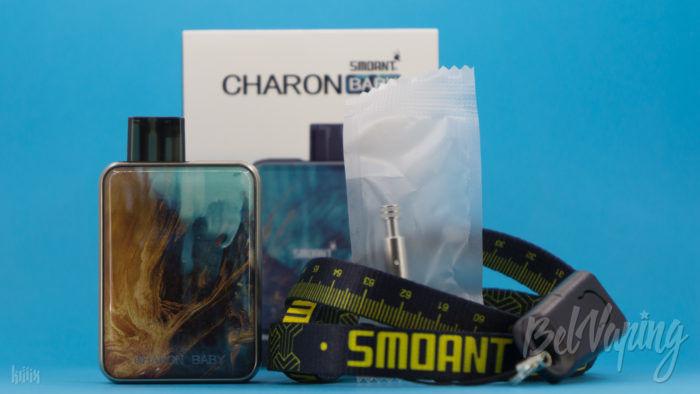 Комплект Smoant Charon Baby Pod Kit
