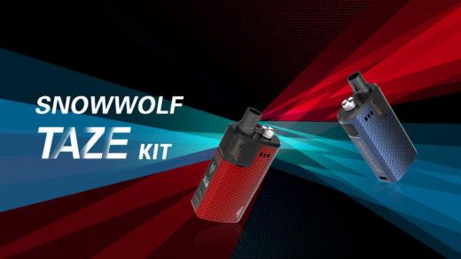 Snowwolf Taze Kit. Первый взгляд
