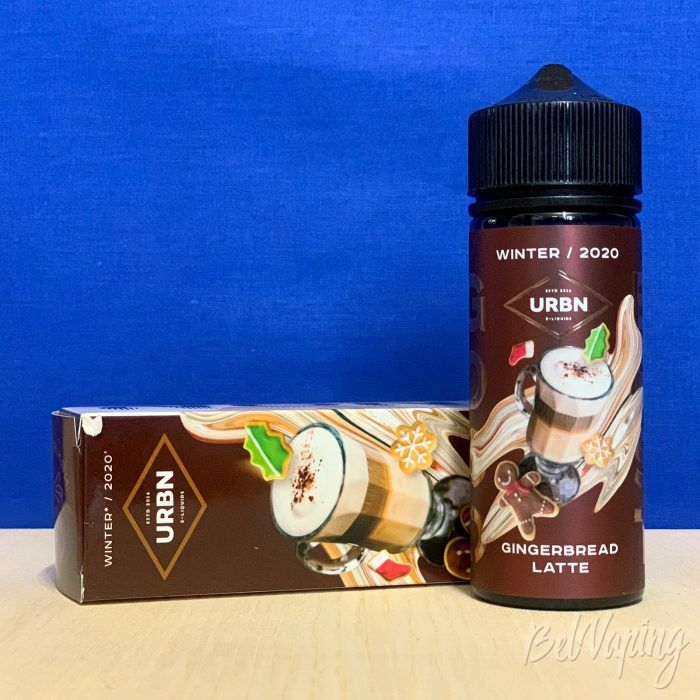 Жидкость URBN WINTER 2020 - Gingerbread Latte