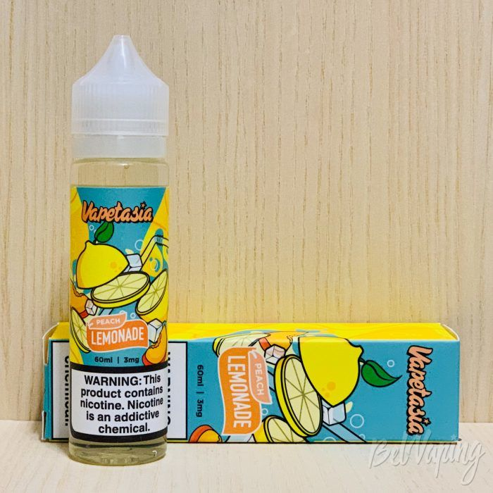 Жидкость Vapetasia Peach Lemonade