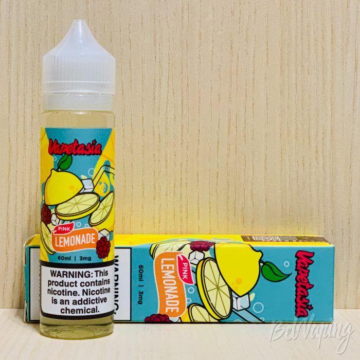 Жидкость Vapetasia Pink Lemonade