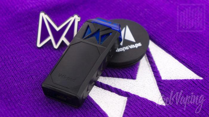 Внешний вид Wi-Pod X Kit от Smoking Vapor