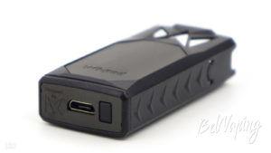 Батарейный блок Wi-Pod X Kit снизу