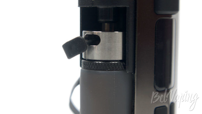 Wotofo DYADIC Box Mod - система заправки