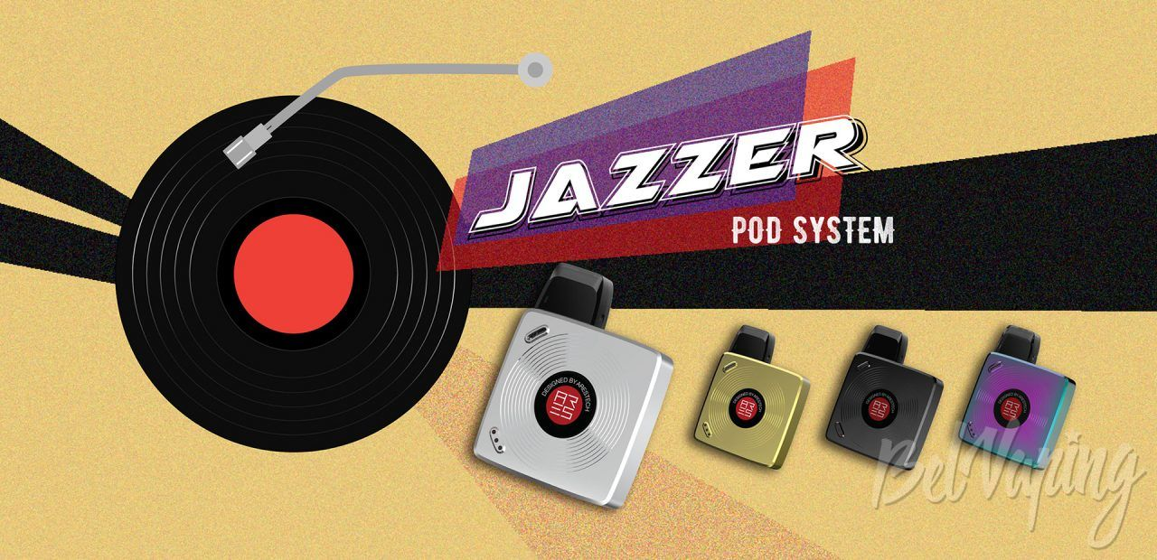 Arestech Jazzer Pod. Первый взгляд