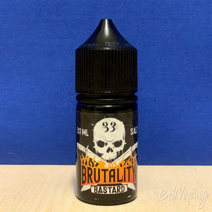 Жидкость Brutality Bastard от Learmonth