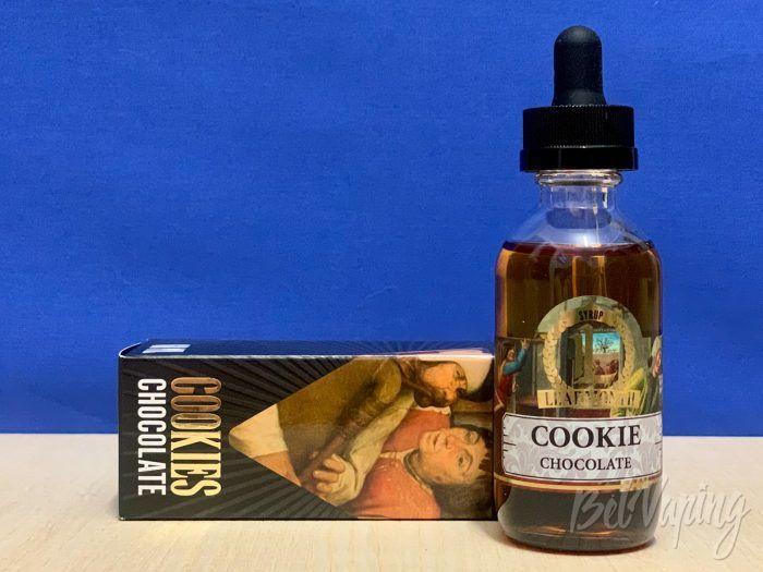 Жидкость Cookies Chocolate от Learmonth
